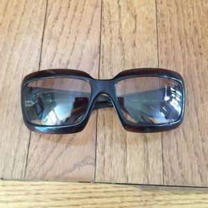 Women's brown Chanel Sunglasses